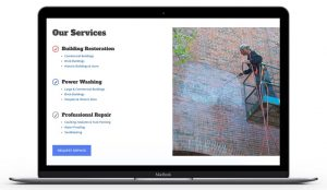 Power Wash Web Design Pros